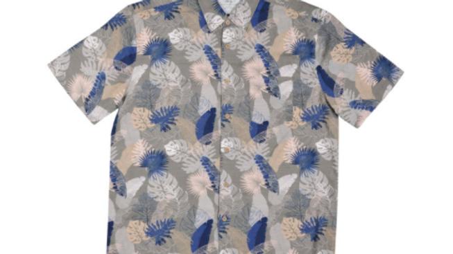 Men's Short Sleeve Bamboo Shirt – Seasons