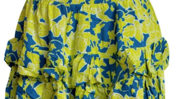 """Havana Skirt """"Spotflower"""""""