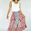"""Thumbnail: Tangelo Skirt """"Sangria"""""""
