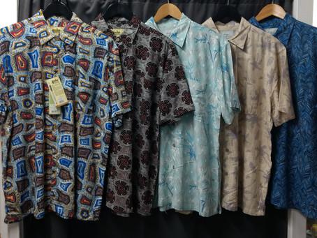 Bamboo Shirts 👕