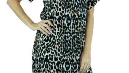 """Molly Dress """"Leopard""""- SKU2335"""