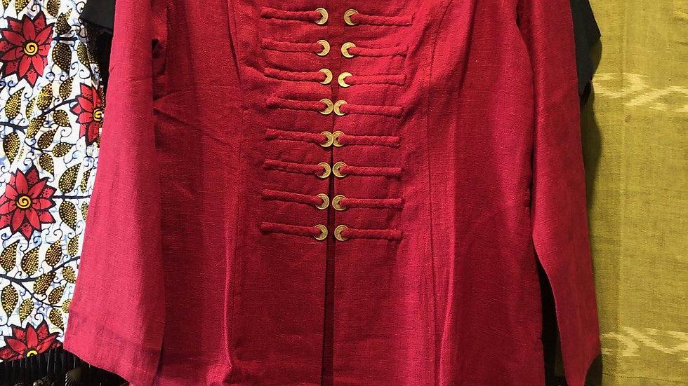 The Hemp Treasure Chest Jacket