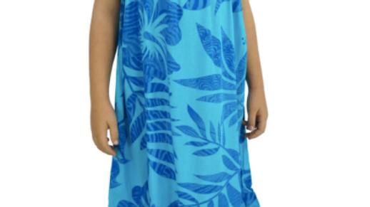 "Girls Tahiti Dress ""Samoa"""