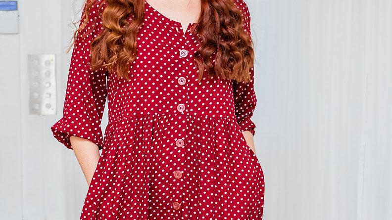 BabyDoll Dress - Spot - 1831