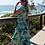 "Thumbnail: Long Wrap Dress ""Congo"""