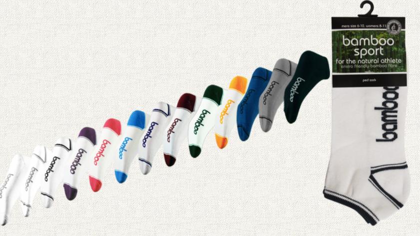 Sports Ped Socks