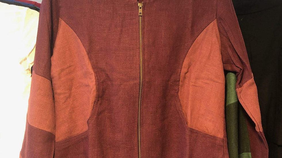 Hemp Pixie Jacket - Lined