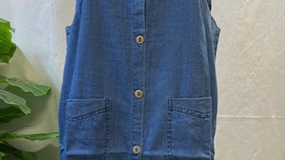 Bohotique - DENIM OVERALLS