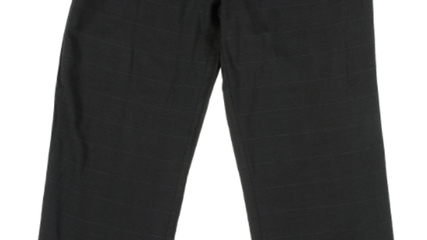 MEN'S BAMBOO BEACH PANT BLACK- MBP