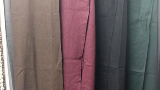 Kashi Hemp Wrap Skirt
