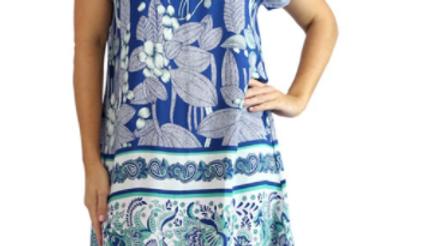 """Michelle Dress """"Cocoa"""" - SKU2141"""