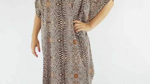 "Tea Tree Dress ""Papua"""