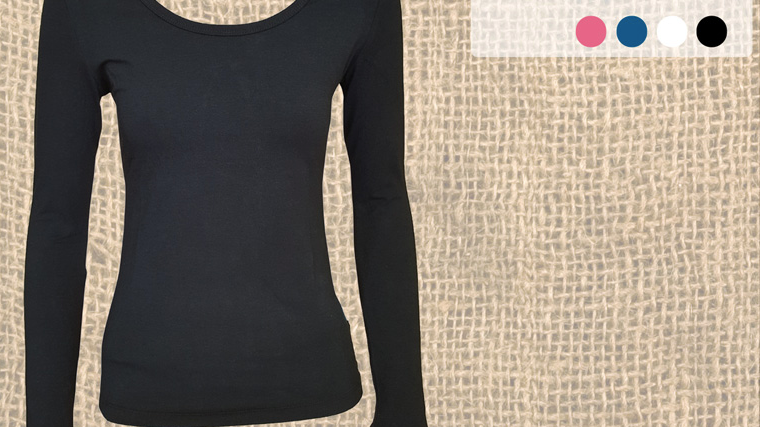 Womens Teeshirts Long Sleeve