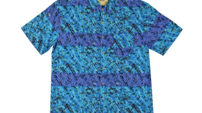 Men's Short Sleeve Bamboo Shirt – Yanjirlpirri Dreaming