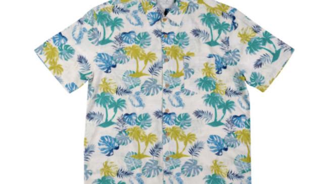 Men's Short Sleeve Bamboo Shirt – Whitsundays