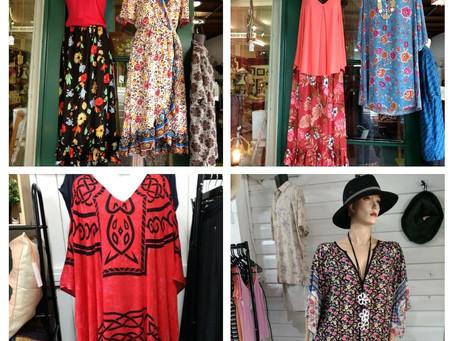 New Ladies and Men's clothing
