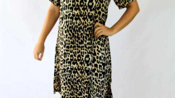 """Molly Dress """"Leopard"""""""