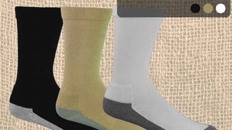BT - Bamboo Charcoal Health Socks - Circulation Socks