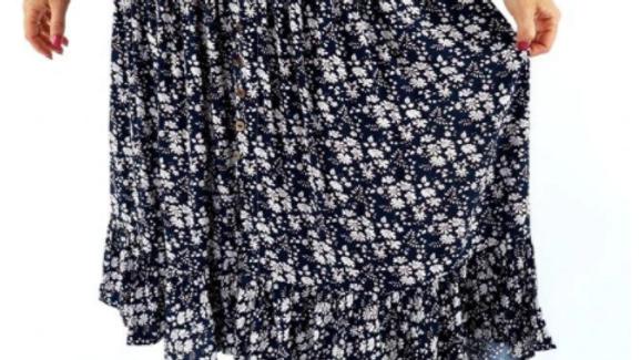 """Tangelo Skirt """"Blossom"""""""