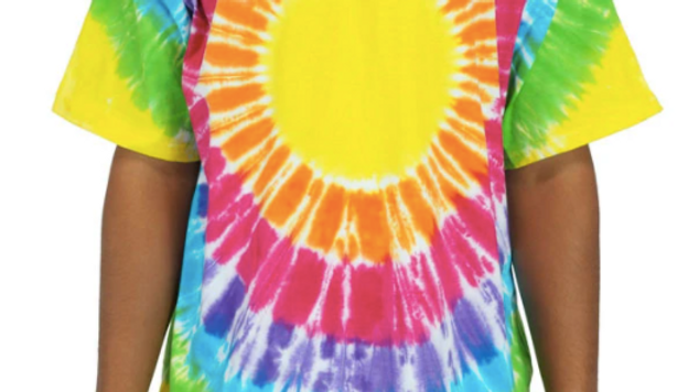 Unisex Tie Dye T-Shirt - SKU1007