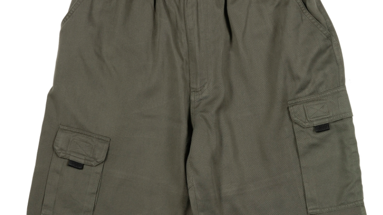 MEN'S BAMBOO RELAX SHORT JUNGLE - BRS