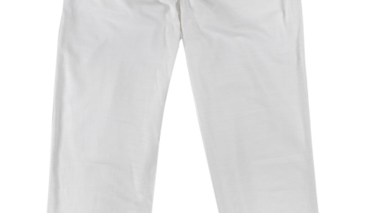 MEN'S BAMBOO BEACH PANT WHITE - MBP