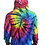 Thumbnail: Hooded Tie Dye Jacket