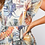 Thumbnail: Adrift - Portia Embroidered Dress in Palm Springs