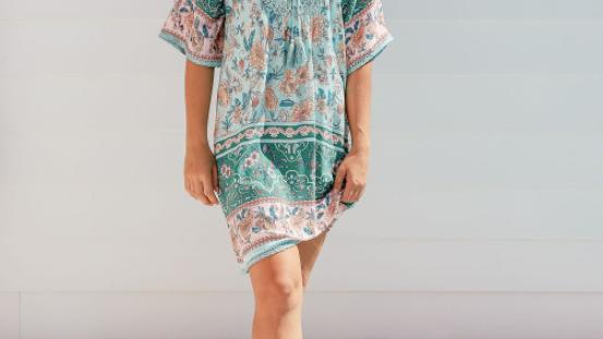 Daintree Dress - Capricorn Dancer