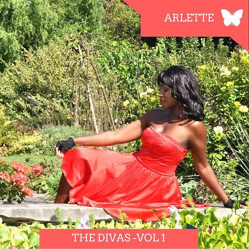 Arlette Does The Divas Vol 1
