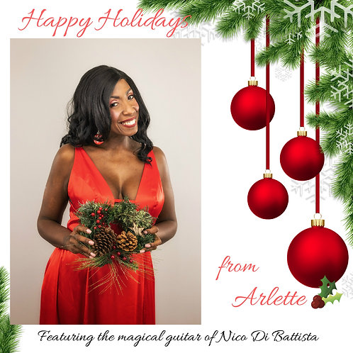 Happy Holidays from Arlette