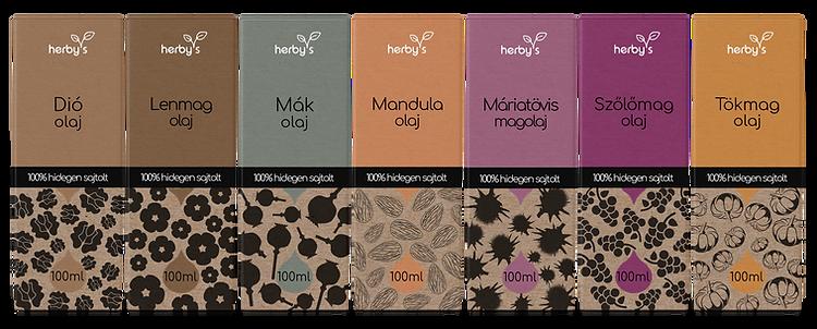 herby's magolajok