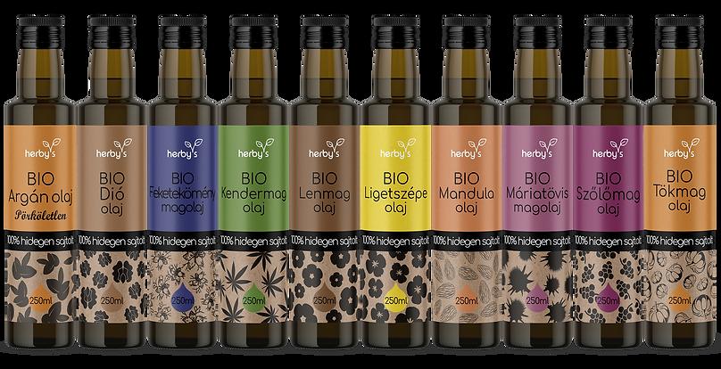 herby's bio magolajok