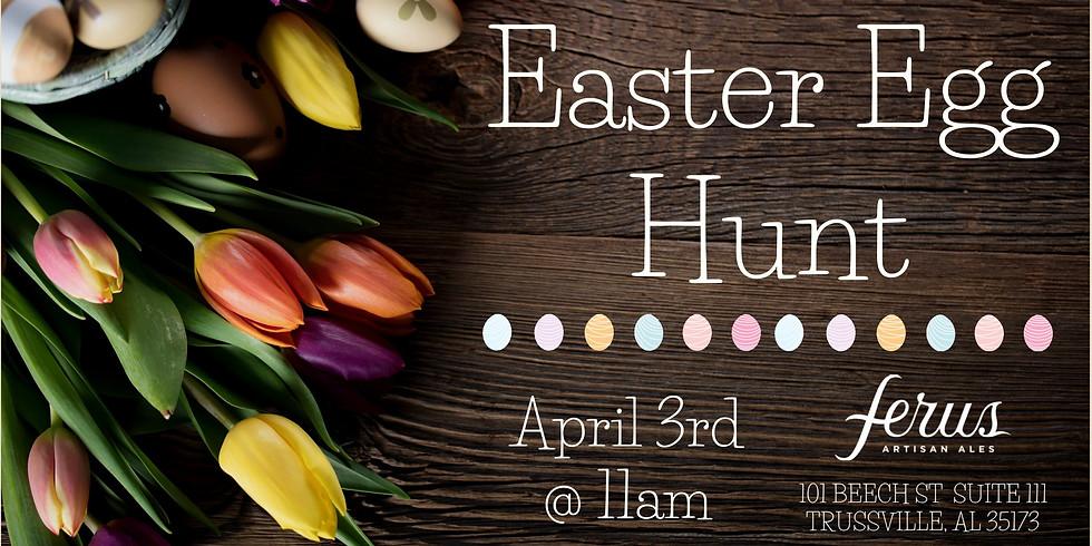 Easter Egg Hunt @ Ferus Artisan Ales