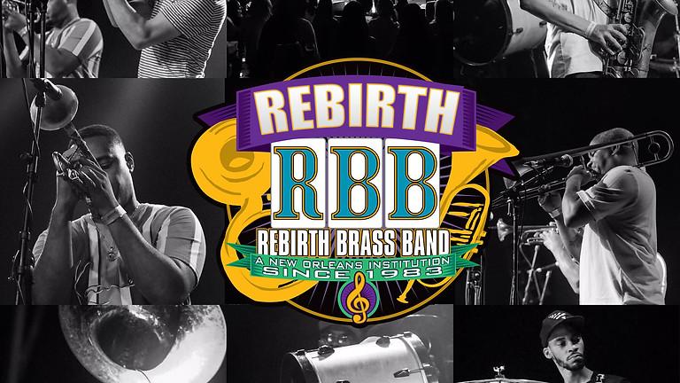 The Grammy Award-Winning Rebirth Brass Band at Ferus!