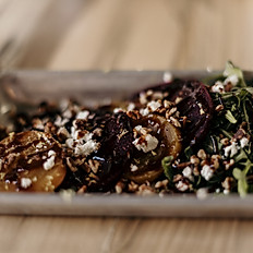 Citrus Roasted Beets