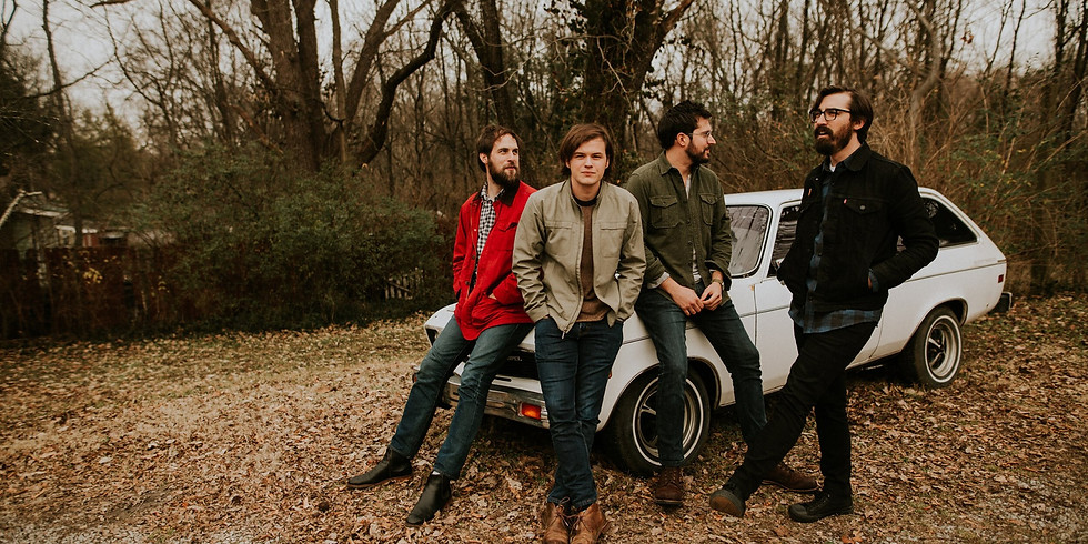 The Prescriptions with special guest Caleb Elliot