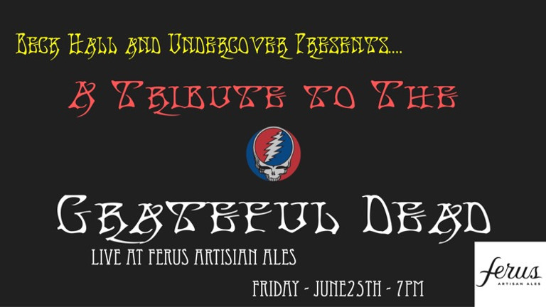 Grateful Dead Cover Band