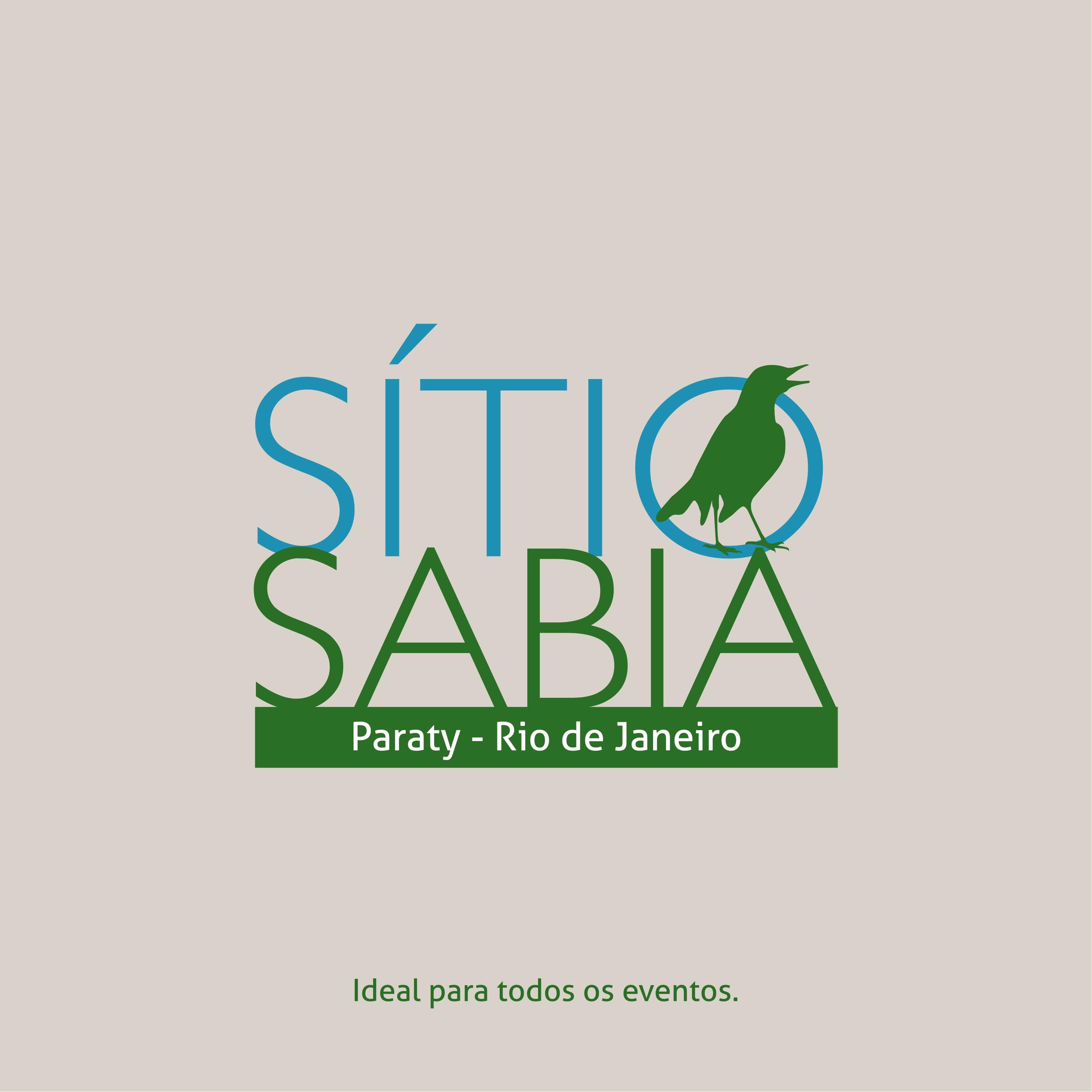 SÍTIO SABIÁ - LOGO