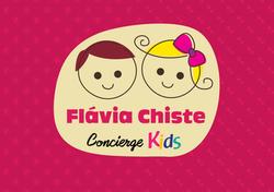 FLÁVIA CHISTE - LOGO