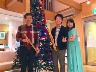 中村栄宏 クリスマスミニコンサート in Niigata