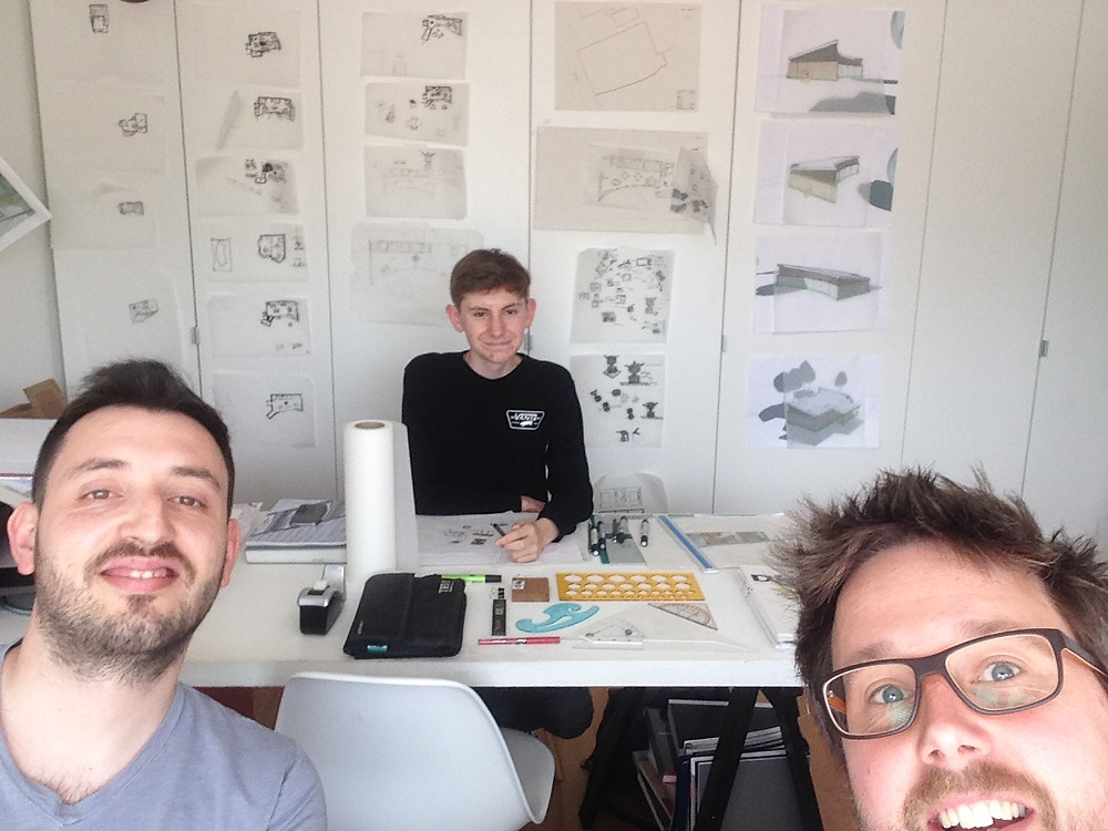 Moorhouse Architecture Ringwood Academy work experience