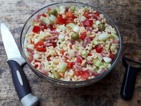 Salade composée idéale pour un pique-nique familial