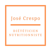 Logo de jose crespo dieteticien nutritionniste