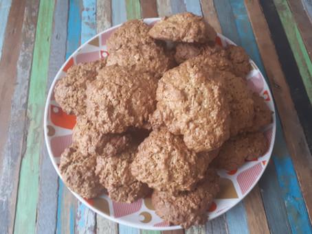 Cookies à l'avoine maison