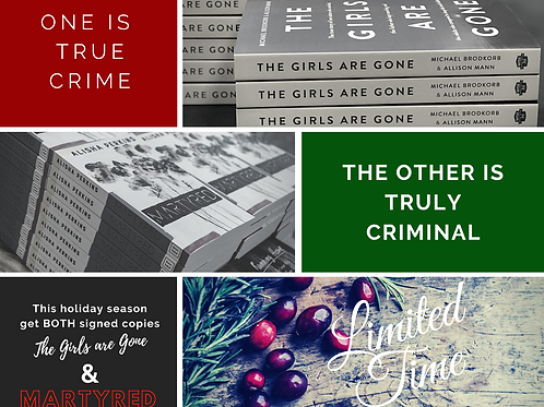 Truly Criminal Holiday Bundle