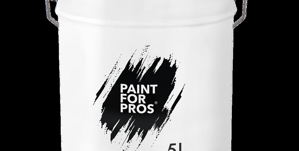 PRO2010 - Blackboard Paint 5.0 Litre - Black