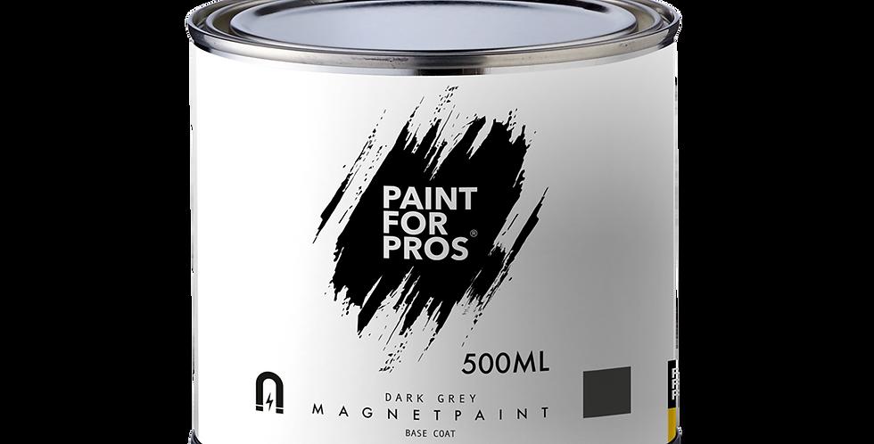 PRO0001 - Magnet Paint 500ml - Grey