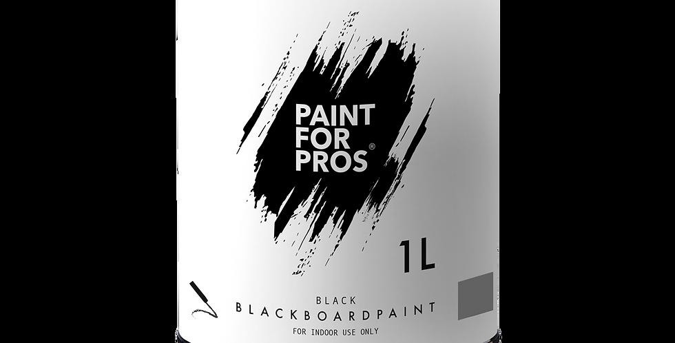 PRO2011 - Blackboard Paint 1.0 Litre - Grey