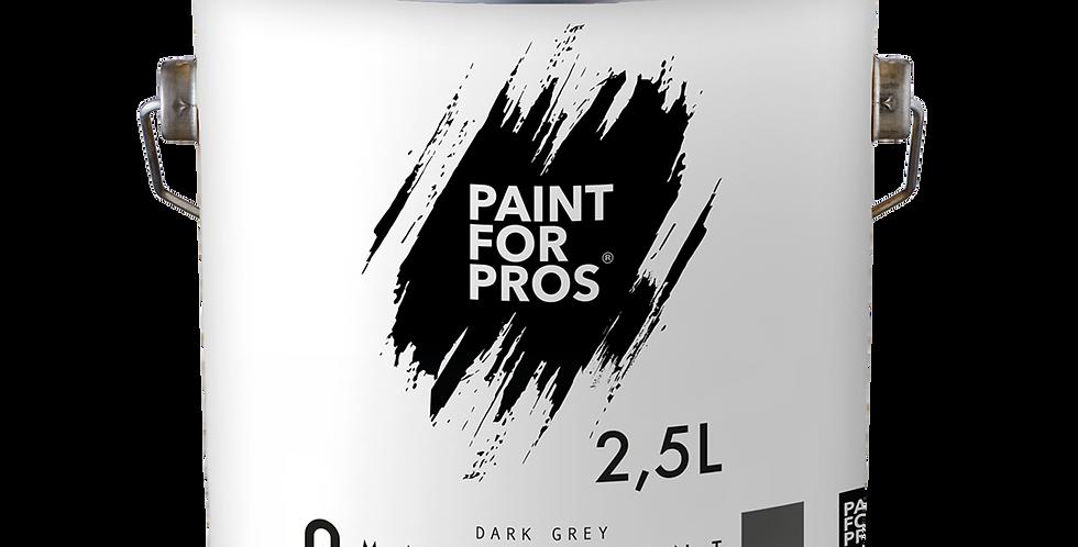 PRO0003 - Magnet Paint 2.5 Litre - Grey